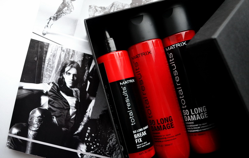 Matrix маска для поврежденных волос so long damage отзывы