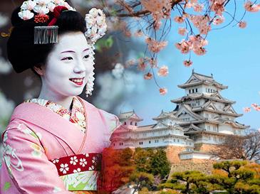 Культурный навигатор по Японии с Татьяной Наумовой: Гейша – японское искусство женственности