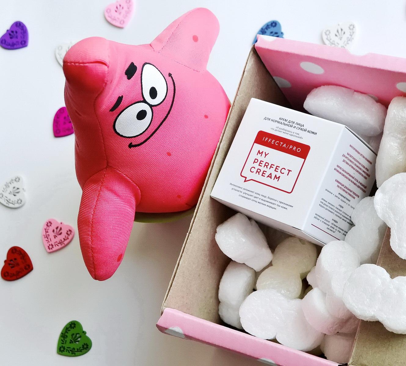 блог Марии Тур my perfect cream iffecta