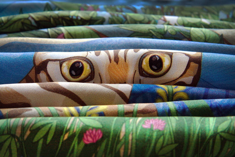 Московский бренд женской одежды и аксессуаров Софья Грицюк (Sofia Gritsyuk) создал коллаборацию с популярной в сети бенгальской кошкой Симба