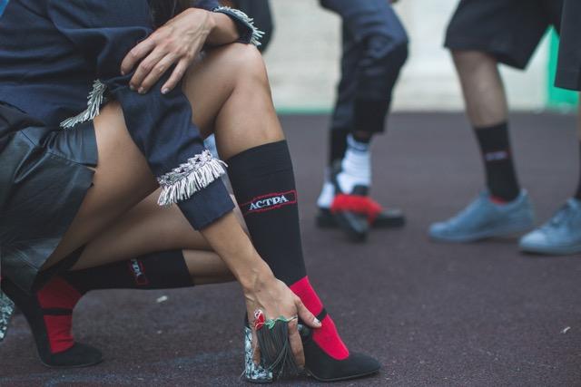 St. Friday Socks представляет 4 коллаборации с российскими дизайнерами ov