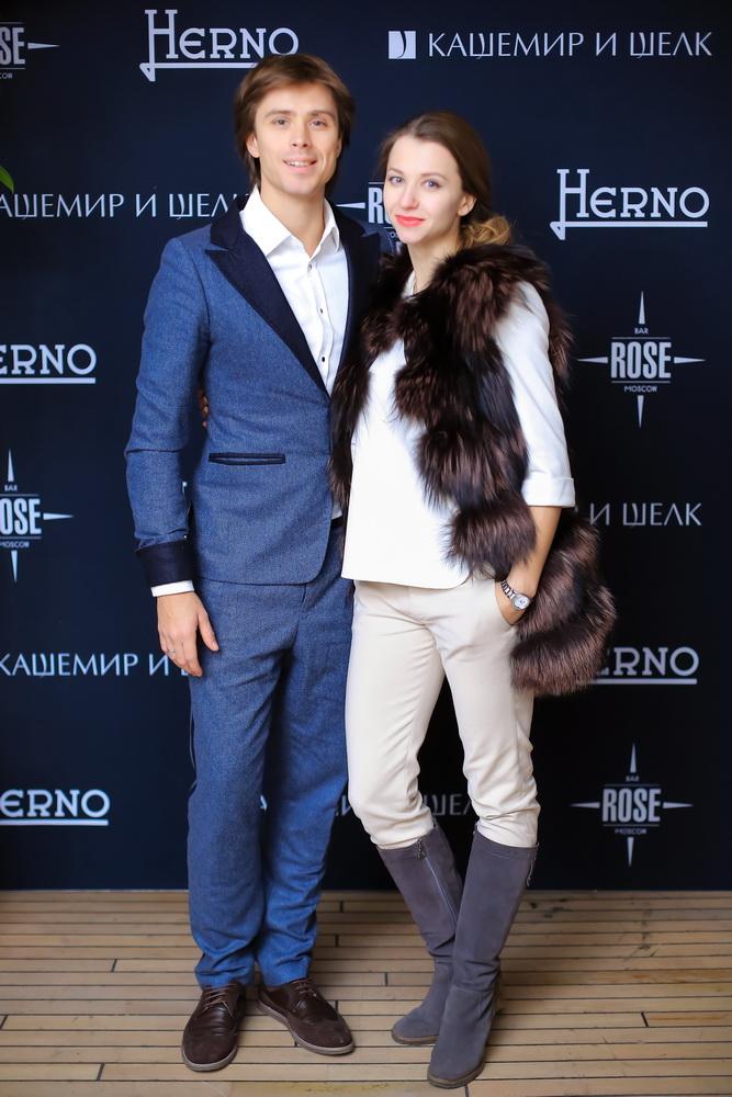Открытие нового флагманского бутика Herno
