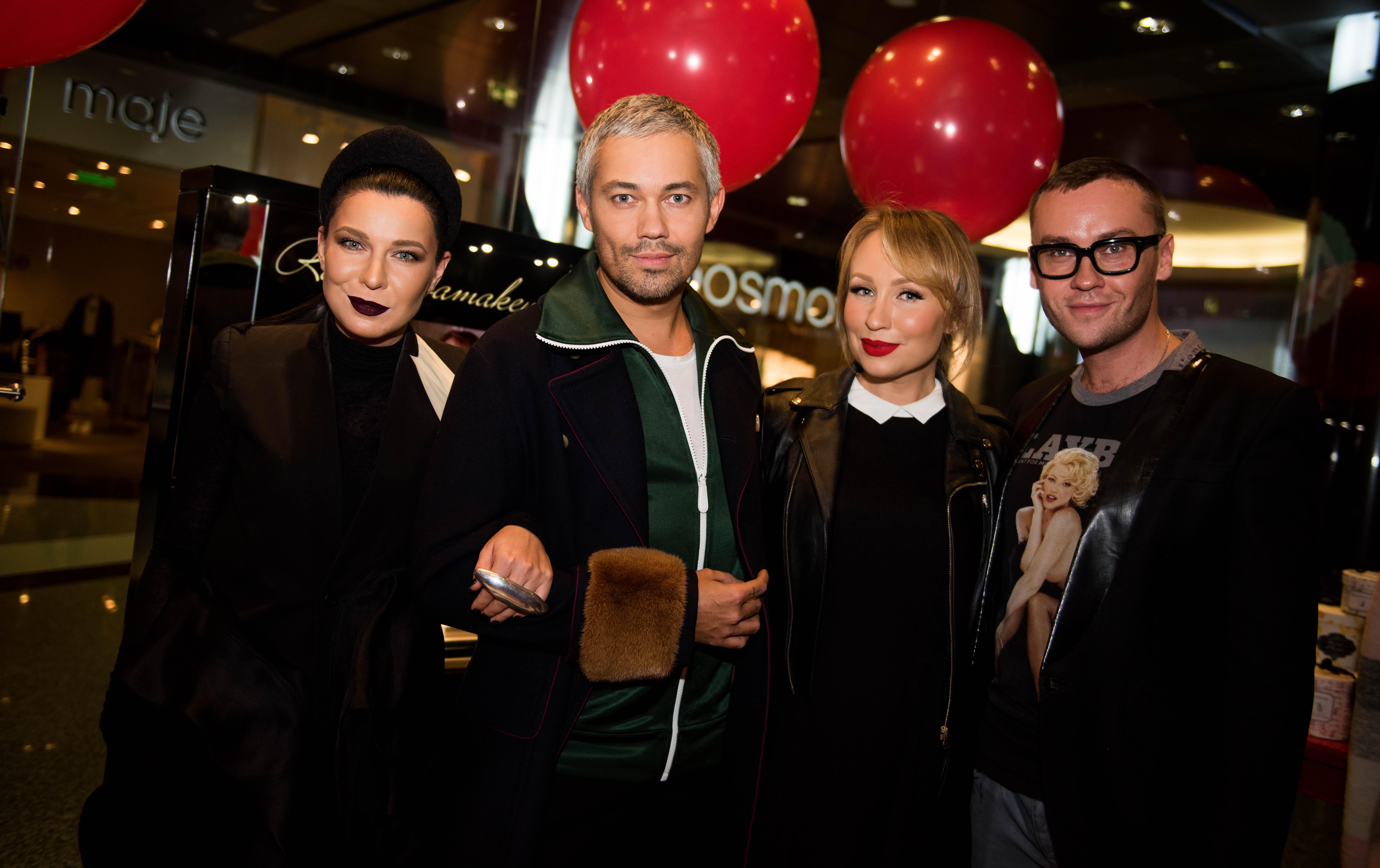 Первый корнер ROMANOVAMAKEUP открылся в самом центре Москвы в бутике PARFUM PALACE