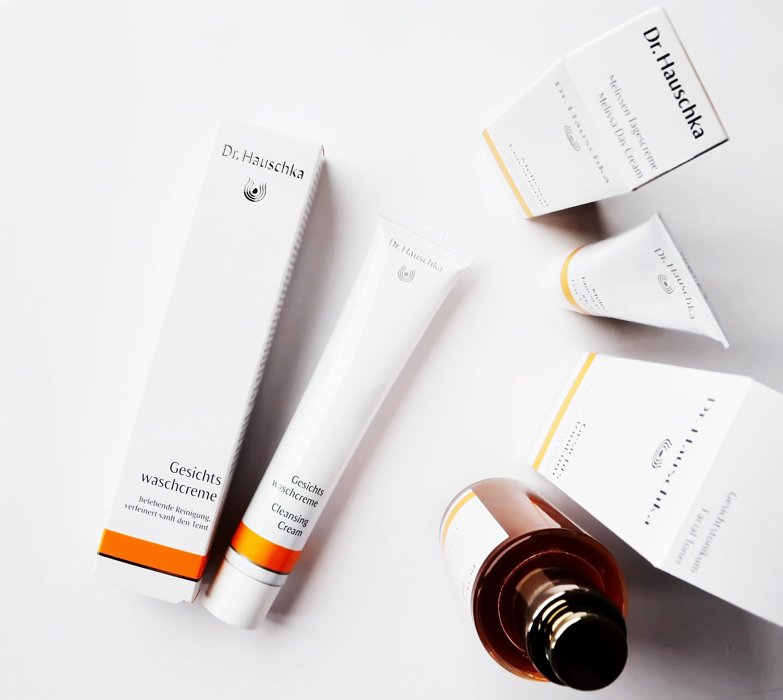Очищающий крем для лица (Gesichtswaschcreme) от Dr.Hauschka. Отзывы