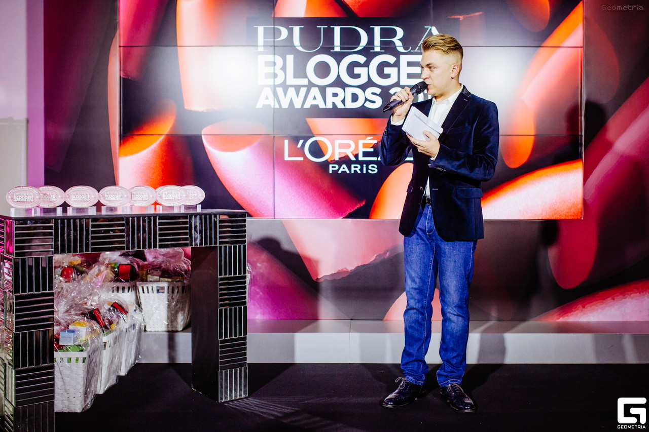 PUDRA Blogger Awards 2016