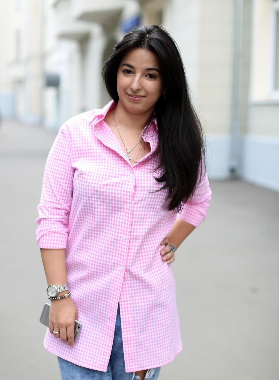 Одна из создательниц проекта Lookies - Арина Реан