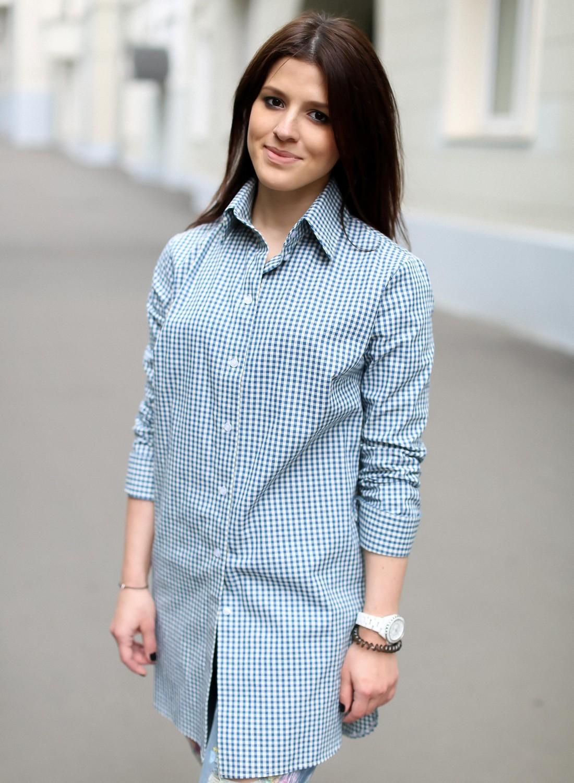 Одна из создательниц проекта Lookies Мария Хрипченкольниц проекта Lookies
