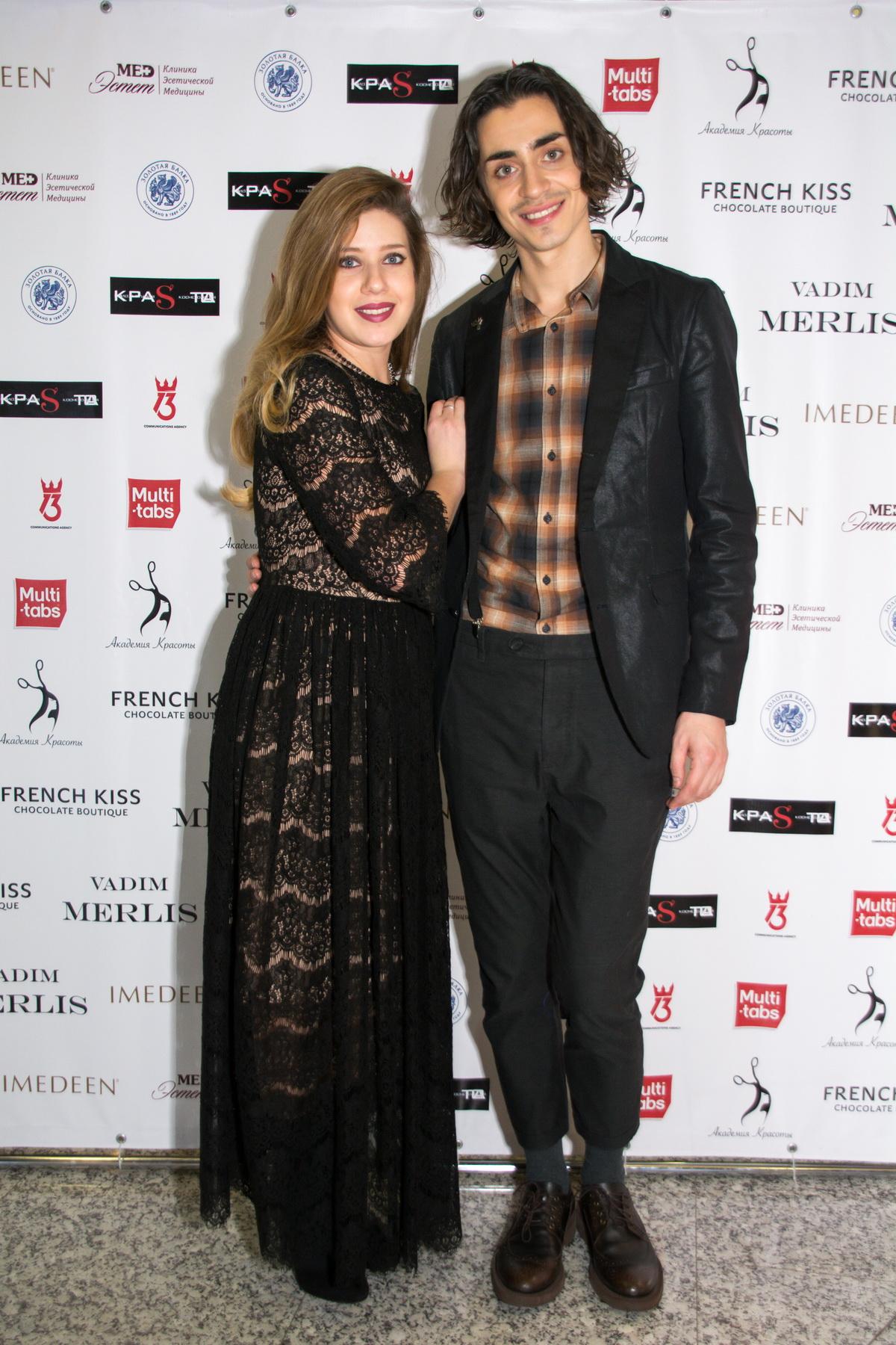 Лоя и Вадим Мерлис
